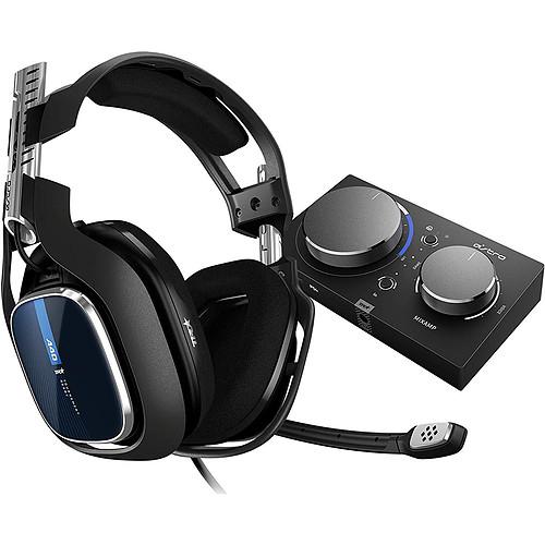 Astro A40 + MixAmp Pro (PS4) pas cher