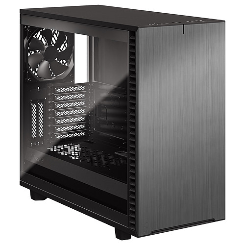 Fractal Design Define 7 TG Light Gris pas cher