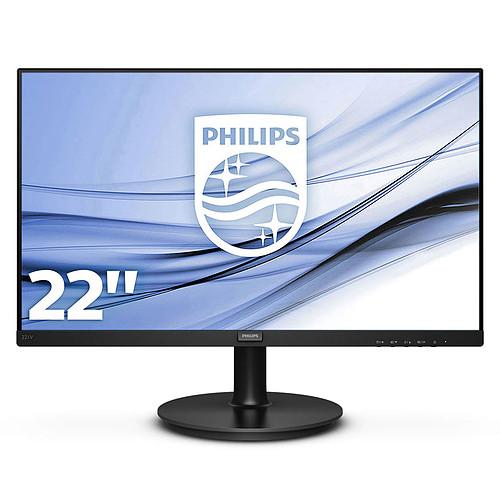 """Philips 21.5"""" LED - 221V8A/00 pas cher"""