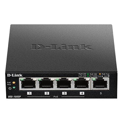 D-Link DES-1005P pas cher