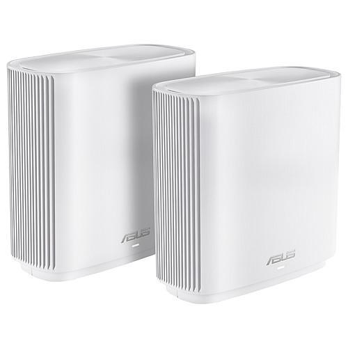 ASUS ZenWiFi AC (CT8) blanc x2 pas cher