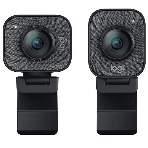 Logitech StreamCam (Noir) pas cher