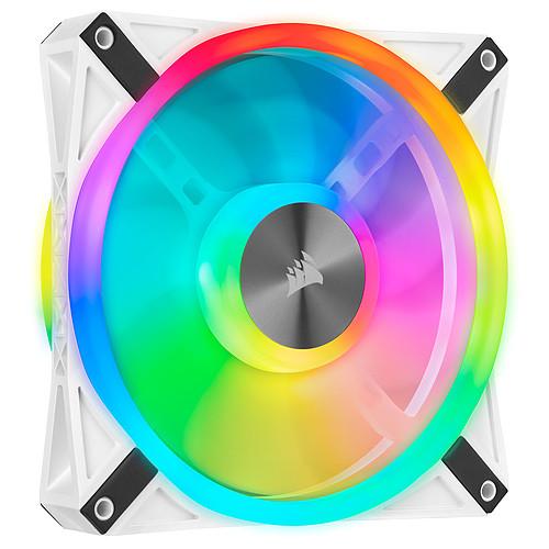 Corsair QL Series QL140 RGB blanc pas cher