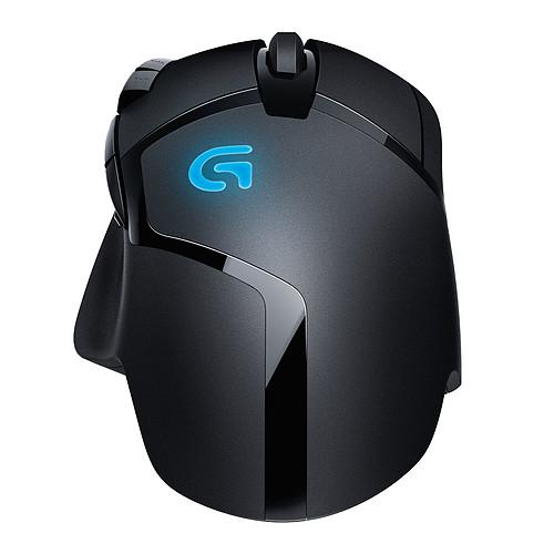 Logitech G402 Hyperion Fury pas cher