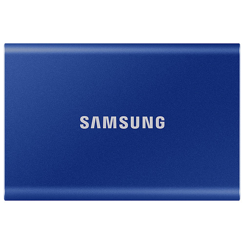 Samsung Portable SSD T7 1 To Bleu pas cher