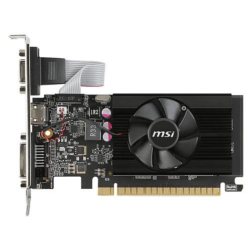 MSI GeForce GT 710 2GD3 LP pas cher