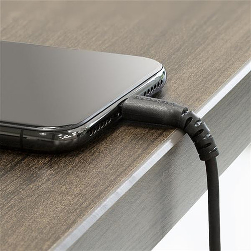 StarTech.com Câble USB Type-A vers Lightning - renforcé - 2 m - Noir pas cher