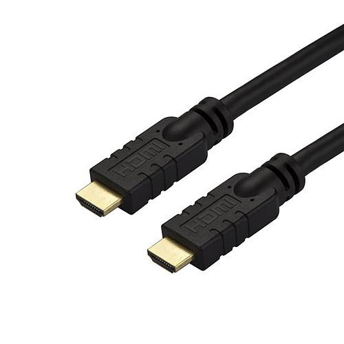 StarTech.com Câble HDMI haute vitesse actif 4K 60 Hz de 15 m pas cher