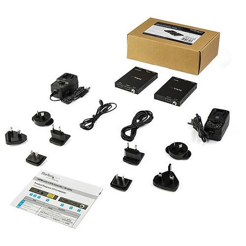 StarTech.com Adaptateur / prolongateur vidéo HDMI sur Ethernet - jusqu'à 50 m pas cher