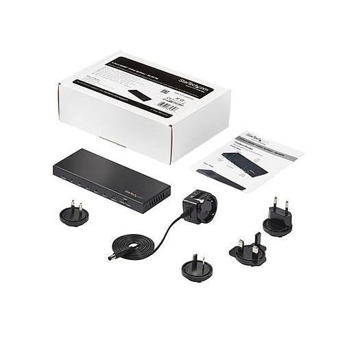 StarTech.com Répartiteur HDMI 4K 60 Hz HDR à 4 ports pas cher
