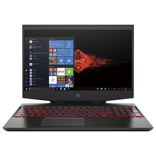 HP OMEN 15-dh0018nf pas cher