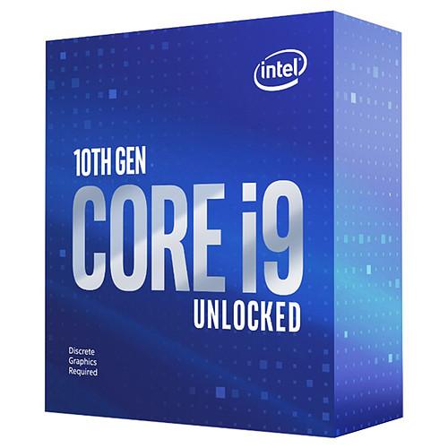 Intel Core i9-10900KF (3.7 GHz / 5.3 GHz) pas cher