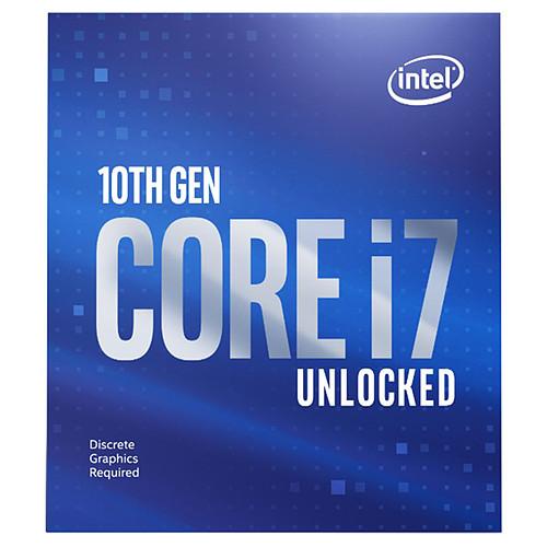 Intel Core i7-10700KF (3.8 GHz / 5.1 GHz) pas cher
