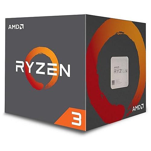 AMD Ryzen 3 1200 AF Wraith Stealth Edition (3.1 GHz / 3.4 GHz) pas cher