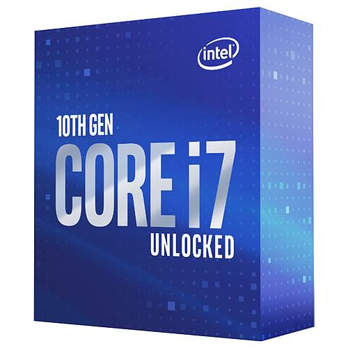 Intel Core i7-10700K (3.8 GHz / 5.1 GHz) pas cher