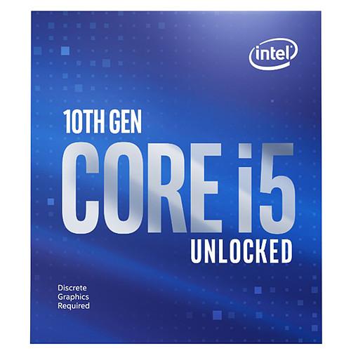 Intel Core i5-10600KF (4.1 GHz / 4.8 GHz) pas cher