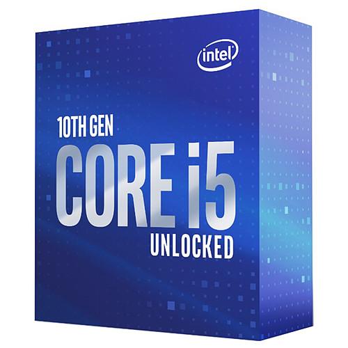 Intel Core i5-10600K (4.1 GHz / 4.8 GHz) pas cher