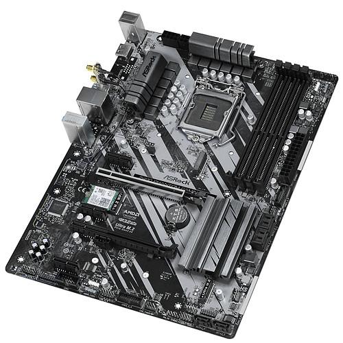 ASRock Z490 Phantom Gaming 4/ac pas cher