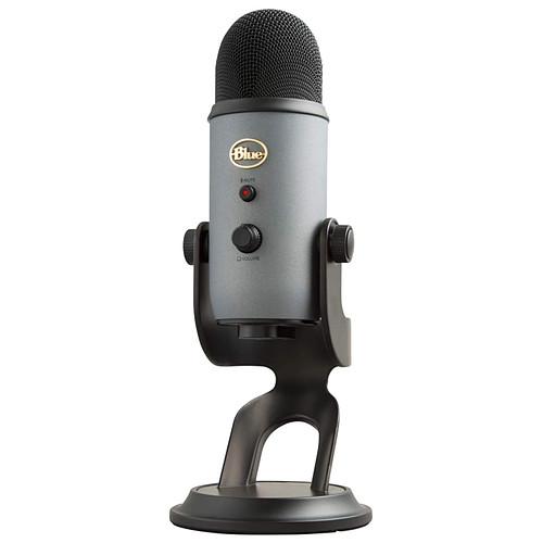 Blue Microphones Yeti Gris Ardoise pas cher