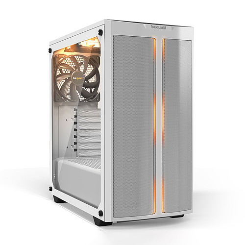 be quiet! Pure Base 500DX (Blanc) pas cher
