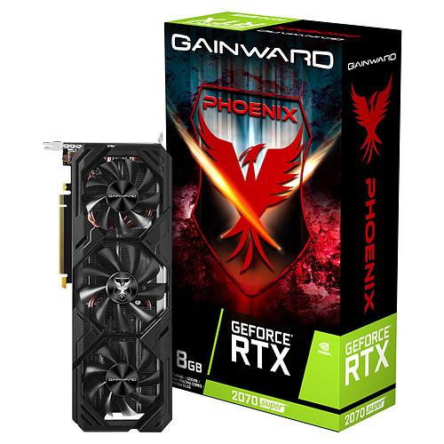 Gainward GeForce RTX 2070 SUPER PHOENIX V1 pas cher