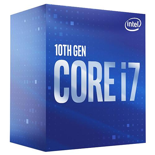Intel Core i7-10700 (2.9 GHz / 4.8 GHz) pas cher
