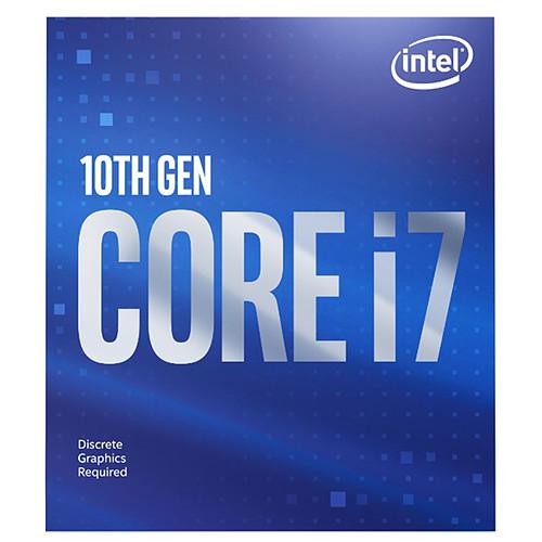 Intel Core i7-10700F (2.9 GHz / 4.8 GHz) pas cher
