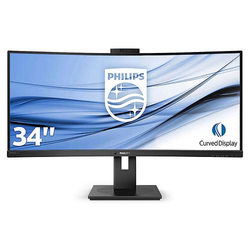 "Philips 34"" LED - 346P1CRH/00 pas cher"