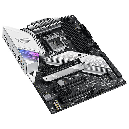 ASUS ROG STRIX Z490-A GAMING pas cher