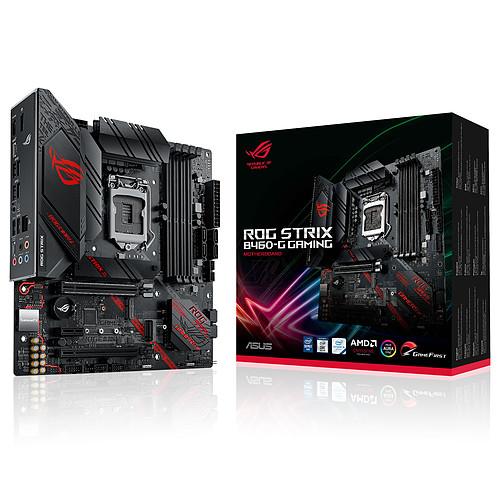 ASUS ROG STRIX B460-G GAMING pas cher
