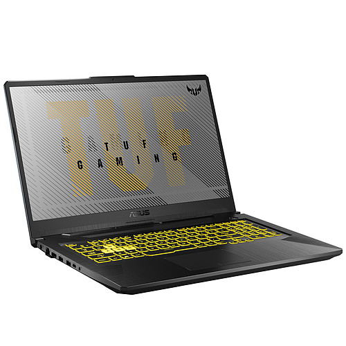 ASUS A17-TUF766II-H7246 pas cher