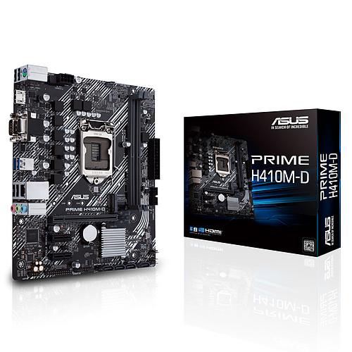 ASUS PRIME H410M-D pas cher