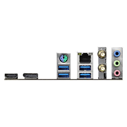 ASRock B460M-ITX/ac pas cher