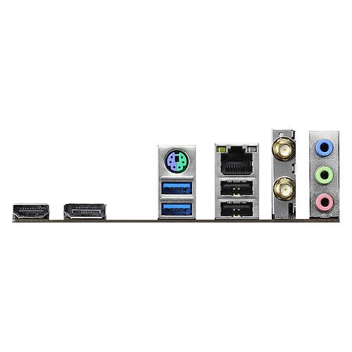 ASRock H410M-ITX/ac pas cher