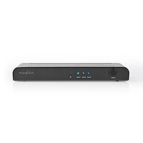Nedis Switch HDMI 3 ports pas cher