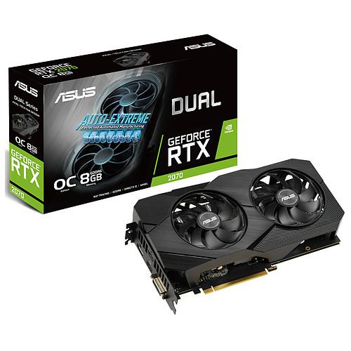 ASUS GeForce RTX 2070 - DUAL-RTX2070-O8G-EVO-V2 pas cher