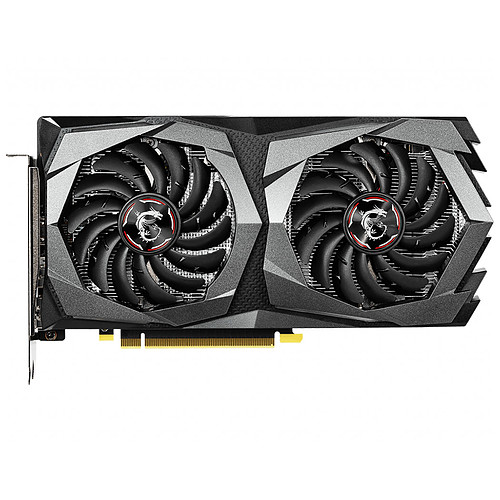 MSI GeForce GTX 1650 D6 GAMING X pas cher