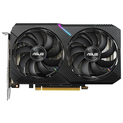 ASUS GeForce RTX 2060 DUAL-RTX2060-O6G-MINI pas cher