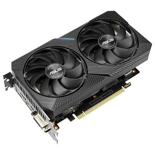 ASUS GeForce GTX 1660 SUPER DUAL-GTX1660S-O6G-MINI pas cher