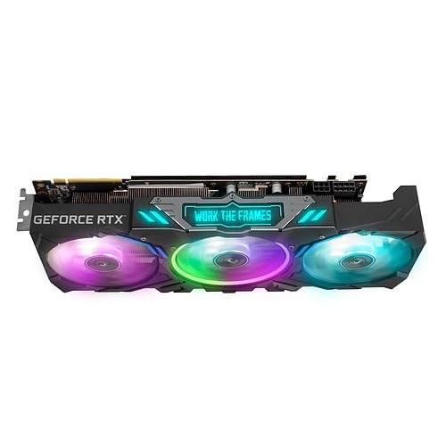 KFA2 GeForce RTX 2070 Super Work The Frames Edition pas cher
