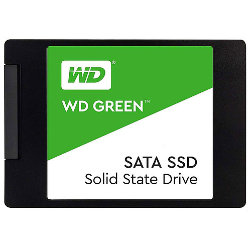Western Digital SSD WD Green 480 Go pas cher