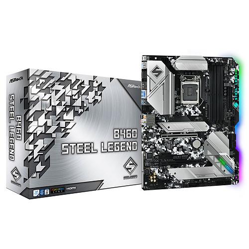 ASRock B460 Steel Legend pas cher