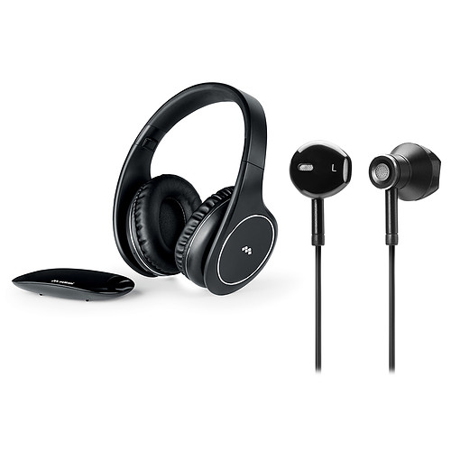 Meliconi HP Easy Digital + My Sound Speak Night BT offerts pas cher
