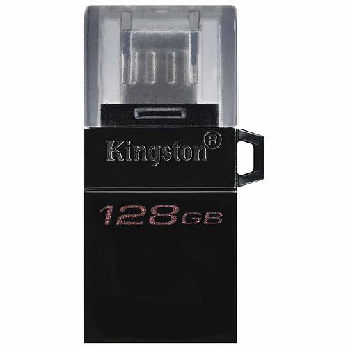 Kingston DataTraveler microDuo 3.0 G2 128 Go pas cher