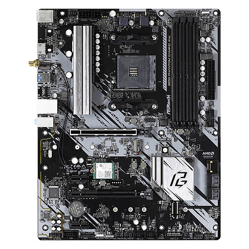ASRock B550 Phantom Gaming 4/ac pas cher