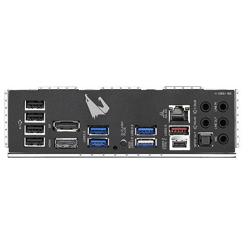 Gigabyte B550M AORUS PRO avec mise à jour de BIOS pas cher