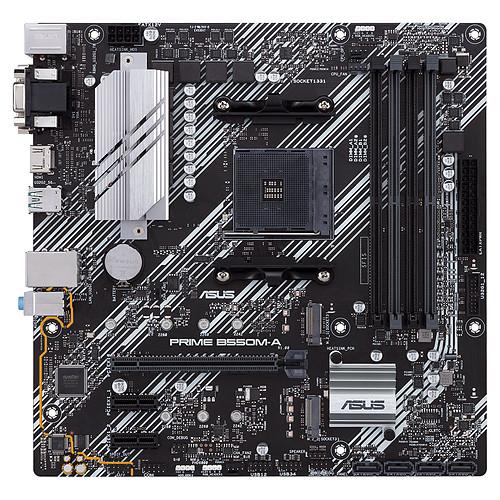 ASUS PRIME B550M-A avec mise à jour de BIOS pas cher
