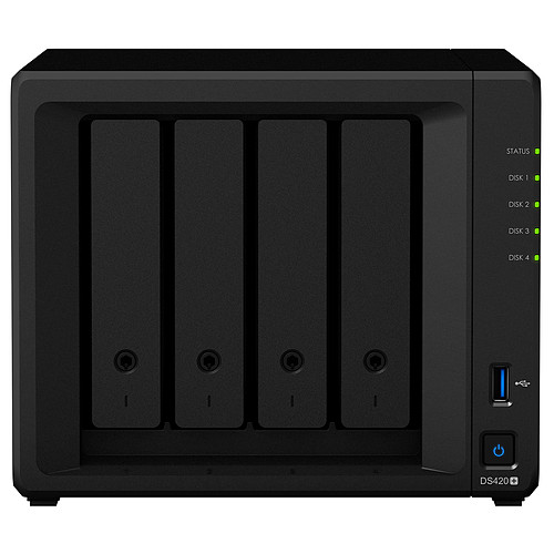 Synology DiskStation DS420+ pas cher