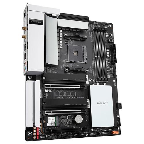 Gigabyte B550 VISION D avec mise à jour de BIOS pas cher