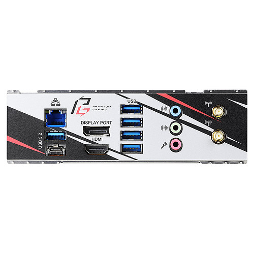 ASRock B550 Phantom Gaming-ITX/ax pas cher